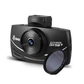 DOD LS475W - best car camera with GPS with FULL HD 60fps
