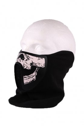 HALLOWEEN LED rave mask - sensible al sonido