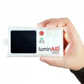 Solar lamp - Luminaid packlite 16