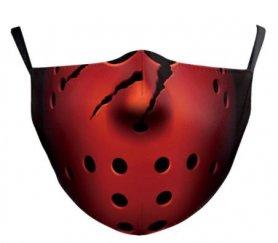 JASON Friday 13 movie - protective face mask100% polyester
