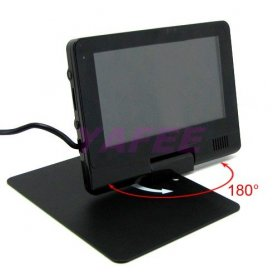 "Car TFT LCD Monitor - 4,3"" Crystal N4 OEM"