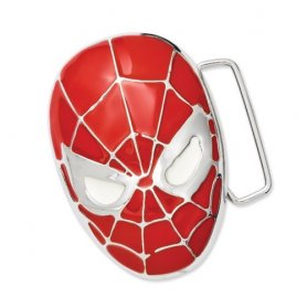 Spiderman - buckle