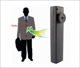Gombkamera kém 16 GB memóriával - VGA felbontás