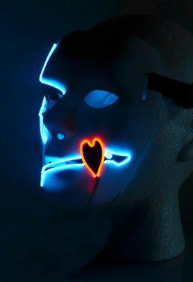 Zorro - Máscara LED