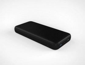 Hordozható töltő 20 000 mAh kapacitással - 2x USB 2A kimenet