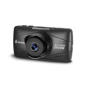 DOD IS420W - Mini macchina fotografica per auto con GPS con FULL HD 1080p