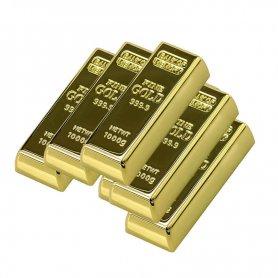 Ексклюзивна USB - Золота цегла 16 Гб
