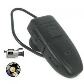 Spy camera Bluetooth BH-906 + 4GB memory