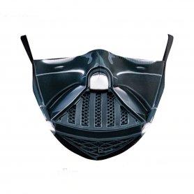 Star Wars Darth VADER face mask - 100% polyester