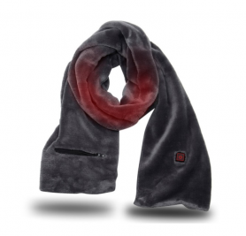 Нагрітий шарф 100x15 cm