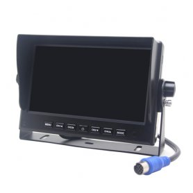 "Parkovací kamery set AHD LCD HD monitor do auta 7 ""+ 2x HD kamera s 18 IR LED"
