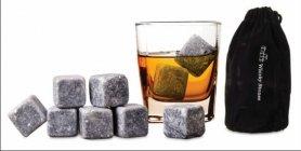 Kamienne kostki lodu - kamienie whisky