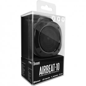 Airbeat 10 mini altoparlante con Bluetooth 3,5W impermeabile con ventosa
