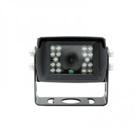 Waterproof reversing camera with viewing angle 150 ° and 18 IR LED night vision camera up to 13m