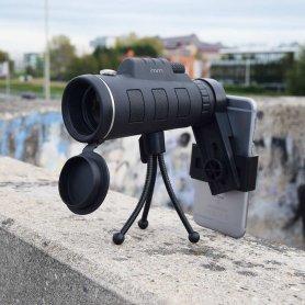 Mobiles Teleskop – mobiles Teleobjektiv (Telefonfernglas)