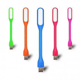 USB LED lamp with Gooseneck