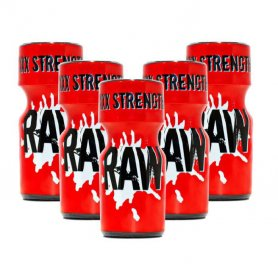 Poppers - RAW XXX STRENGTH 10 ml