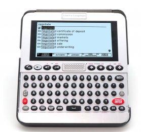 Penerjemah saku offline suara + teks Comet LV4 dengan keyboard