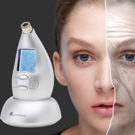NEW DERMO massager - diamond microdermabrasion