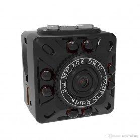 モーション検知機能付き小型コンパクトフルHDカメラ+ 8個のIR LED