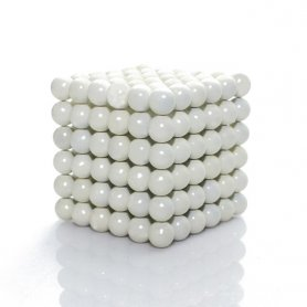 Neocube ball magnetic balls - 5mm white