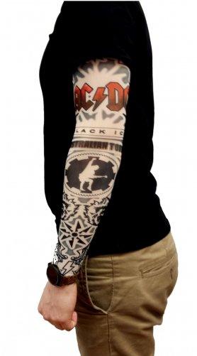 La manga del tatuaje - AC / DC