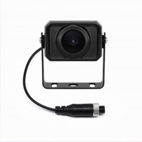 Mini reversing camera with HD 1280x720 + 135° angle + protection (IP68)
