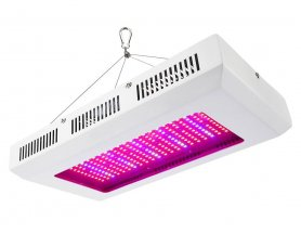 Hydroponic growing - High Power LED panel with full spectrum 300W