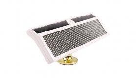 Solární programovatelný Auto LED displej 16x5cm + Bluetooth