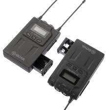Bežični prijemnik za mikrofon BOYA RX8 PRO (dvokanalni)