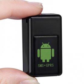 GPS lokátor kamerával - audió és videó felvétel micro SD