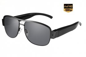 Sunglasses with FULL HD camera and audio recording
