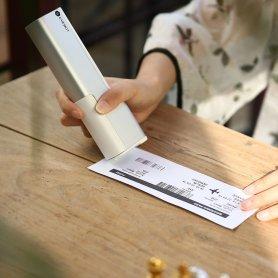 EVEBOT Print Pen (WiFi támogatás alkalmazáson keresztül) - logó + szöveg nyomtatása különféle felületekre