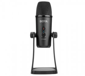 Microphone BOYA BY-PM700 for PC (compatible with Windows and Mac OS)