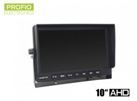 "AHD LCD monitor do auta 10,1 ""+ 3 AV vstupy"