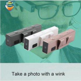 Športová POV Vlogovacia kamera na okuliare s FULL HD rozlíšením + Wi-Fi + 16GB