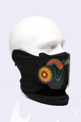 Rave Mask Respirator - Sensor de sonido