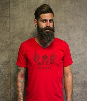 GDR Limited edition T-shirt - Red