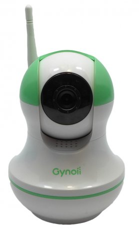 Smart video Baby monitor with Night vision and WiFi - Gynoii