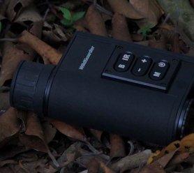 Monokular - Noćni vid do 200 metara - 6x optički dalekozor + 4x digitalni zum