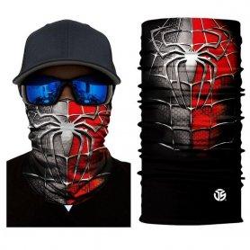 Bandana SPIDERMAN - Foulards multifonctionnels sur le visage ou la tête