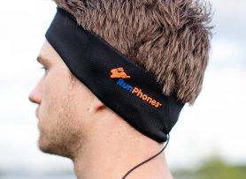 RunPhones - повязка-наушники для бега