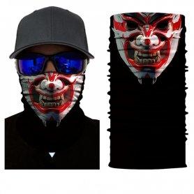 Bandana viso multifunzionale - VOODOO TRIBE
