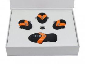 Machine EMS - Shaper musculaire avec 6 modes + télécommande