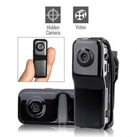 Mini HD športová mikro kamera 1280x720