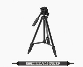DREAM GRIP tripod - height 139 cm/weight 800 g