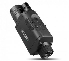 Night vision monocular Bestguarder NV-500 până la 350 m cu zoom optic de 3,5x