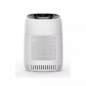 Ionizador poderoso com LCD + purificador de ar com 99,7% de esterilização + detecção de poluição