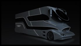 Luxury Motorhome - Marchi Mobile eleMMent RV