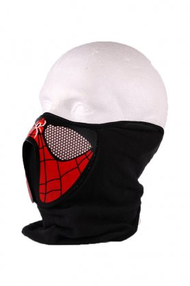 Huboptic LED Mask Spiderman - osjetljiv na zvuk